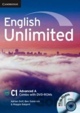 English Unlimited - Advanced - A Combo (Adrian Doff, Ben Goldstein, Maggie Baige