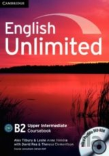 English Unlimited - Upper-Intermediate - Coursebook (Alex Tilbury, Leslie Anne H