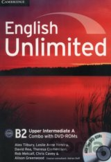 English Unlimited - Upper-Intermediate - A Combo (Alex Tilbury, Leslie Anne Hend