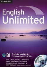 English Unlimited - Pre-Intermediate - A Combo