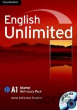 English Unlimited - Starter - Self-study Pack (Adrian Doff, Nick Robinson)