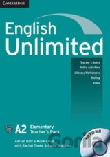 English Unlimited - Elementary - Teacher's Pack (Adrian Doff, Mark Lloyd a kol.)