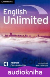 English Unlimited - Advanced - Class Audio CDs