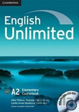 English Unlimited - Elementary - Coursebook (Alex Tilbury, Theresa Clementson a