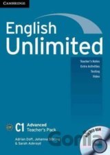 English Unlimited - Advanced - Teacher's Pack