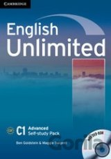 English Unlimited - Advanced - Self-study Pack
