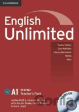 English Unlimited - Starter - Teacher's Pack