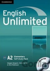 English Unlimited - Elementary - Self-study Pack