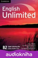 English Unlimited - Upper-Intermediate - Class Audio CDs