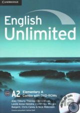 English Unlimited - Elementary - A Combo (Alex Tilbury, Theresa Clementson)