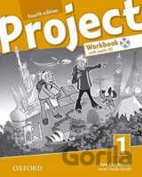 Project Fourth Edition 1 Workbook with Audio CD and Online Practice (Internation