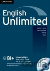 English Unlimited - Intermediate - A and B Teacher's Pack