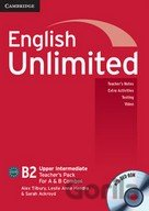 English Unlimited - Upper Intermediate - A and B Teacher's Pack