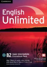 English Unlimited - Upper Intermediate - Coursebook and Online Workbook Pack