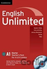 English Unlimited - Starter - A and B Teacher's Pack