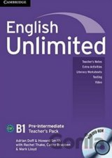 English Unlimited - Pre-intermediate - Teacher's Pack