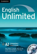 English Unlimited - Elementary - Coursebook and Workbook with Answers