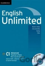 English Unlimited - Advanced - A and B Teacher's Pack