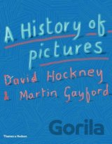 A History of Pictures (David Hockney, Martin Gayford) (Hardcover)