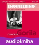 Oxford English for Careers: Engineering 1 Class Audio CD (Peter Astley)