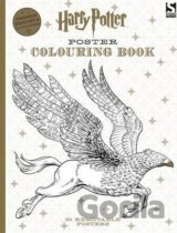 Harry Potter Poster Colouring Book