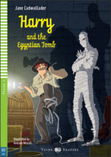 Harry and the Egyptian Tomb - New edition with Multi-Rom (A2) (Cadwallader Jane)