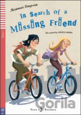 ELI 1 In Search of a Missing Friend + CD (Simpson, M.) [set paperback + CD]