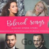 KUČEROVÁ, KURUCOVÁ, BRESLIK, KOCÁN: Beloved Songs / Slovak Opera Stars (4CD)