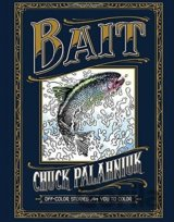 Bait: Off-Color Stories for You to Color (Har... (Chuck Palahniuk)