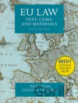 EU Law: Text, Cases, and Materials (Paperback... (Paul Craig, Gráinne de Búrca