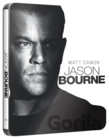 Jason Bourne (2016 - 2 x Blu-ray) - Steelbook
