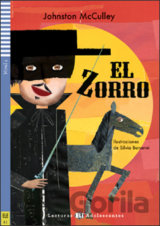 El Zorro+CD (A2) (McCulley Johnston)