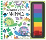 Fingerprint Activities: Animals (Fiona Watt)