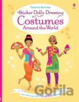 Sticker Dolly Dressing: Costumes Around the World