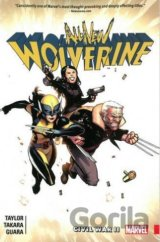 All-New Wolverine (Volume 2)