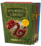 The Hogwarts Library Box Set (J.K. Rowling) (Hardcover)