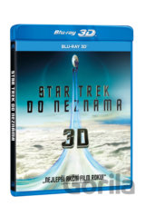 Star Trek: Do neznáma (3D) BLU-RAY