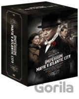 Impérium-Mafie v Atlantic City 1. - 5. série (22 DVD)