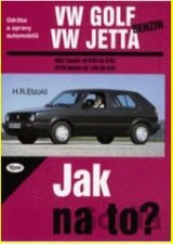 VW Golf, VW Jetta benzín od 9/83 do 6/92
