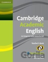 Cambridge Academic English B1+: Intermediate - Teacher's Book