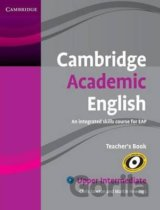 Cambridge Academic English B2: Upper Intermediate - Teacher's Book