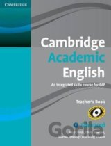 Cambridge Academic English C1: Advanced - Teacher's Book