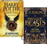 Harry Potter and the Cursed Child (Parts I & II) + Fantastic Beasts and Where to