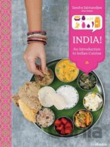 India!: Recipes from the Bollywood Kitchen (H... (Sandra Salamandjee)