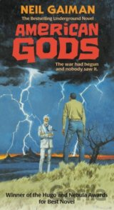 American Gods: The Tenth Anniversary Edition (Neil Gaiman)