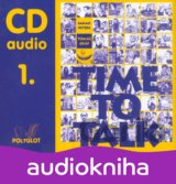Time to Talk 1. (Tomáš Gráf; Sarah Peters) [EN] [Médium CD]
