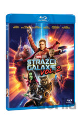 Strážci Galaxie Vol. 2 (2017 - Blu-ray)