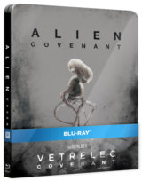 Vetřelec: Covenant (2017 - Blu-ray) - Steelbook