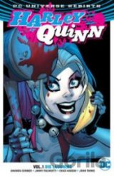 Harley Quinn TP Vol 1 Die Laughing (Jimmy Palmiotti, Amanda Conner)