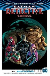 Detective Comics TP Vol 1 Rise of the Batmen... (James Tynion IV, Eddy Barrows)